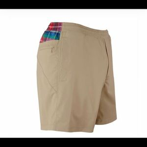 "Birddogs Mack Ivers Khaki Short 6"" *Lined"